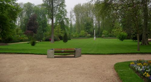 Klupa B u parku